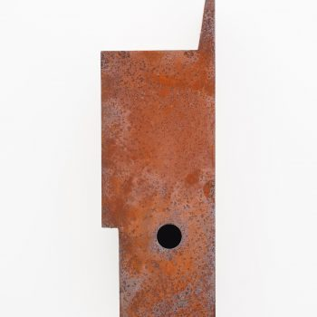 beetham tower manchester in corten steel as a bird house