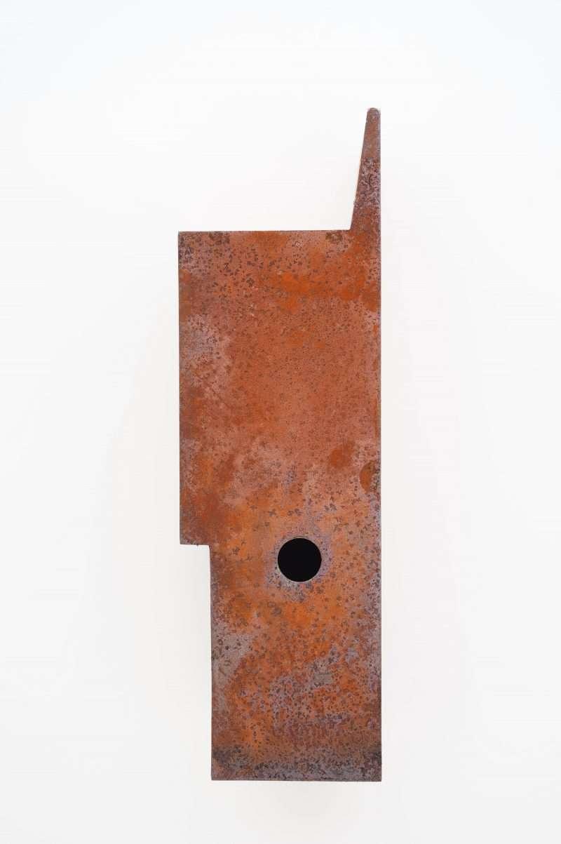 beetham tower manchester in corten steel as a bird house